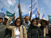 Argentina: Greve geral dos professores