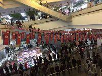 Pyongyaneses lotam feiras de ano novo, apesar de nevadas. 30088.jpeg