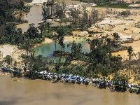 Povo Yanomami solicita apoio do governo para combater maior invasão desde demarcação. 31088.jpeg