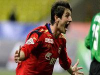 Liga dos Campeões: Manchester Utd 3 – CSKA Moskva 3