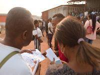 Angola realiza auto-avaliação sobre a capacidade de resposta a ameaças à saúde pública. 32090.jpeg