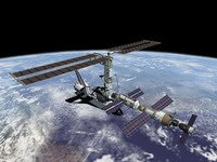 Expedição à Estação Espacial Internacional (ISS)