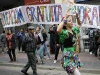 Central sindical chilena participa de manifestação estudantil. 18095.jpeg