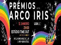 Rui Maria Pêgo e Rita Ferro Rodrigues apresentam os Prémios Arco-Íris da ILGA Portugal. 30095.jpeg