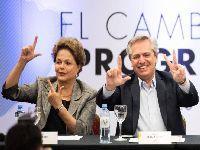 A mensagem de Alberto Fernández a Lula. 32098.jpeg