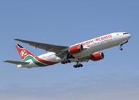 Busca do avião de passageiros que caiu Camarões