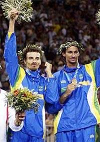 Jogos Pan-Americanos: Ricardo e Emanuel na semi do vôlei de praia