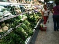 Na Venezuela, supermercados cheios de alimentos e pessoas. 18103.jpeg