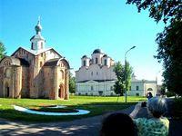 Crônicas russas: Vielikij Novgorod, historia