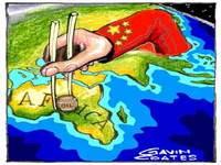 A China ainda é um jogador pequeno em África