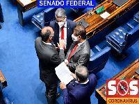 Senadores no Brasil pedem ajuda internacional para resolver crise. 35110.jpeg