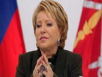 Receberão em Parlamento de Cuba a presidenta do Senado de Rússia. 32114.jpeg