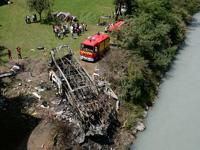 26 peregrinos morreram em Alpes