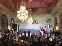 Presidente suíço diz que o acordo com o Irã é uma grande vitória para a diplomacia. 29115.jpeg
