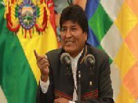 Presidenta do Conselho Mundial da Paz condena golpe na Bolívia e manifesta solidariedade com o presidente Evo. 32115.jpeg