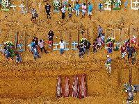 O cenário desesperador enfrentado por Manaus em meio à pandemia. 33116.jpeg