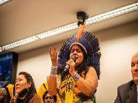 Show Demarcação Urgente! une músicos e lideranças indígenas na Casa Natura Musical. 31119.jpeg