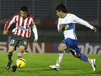River Plate (UY) 2 x Universidad Católica (CL) 0