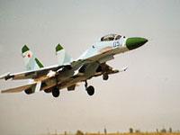 Caça  Su-27 eleito um dos melhores  aviões  de combate do século XX