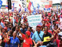 Vice-presidente venezuelano responde a Pence: «não somos o pátio traseiro». 27122.jpeg