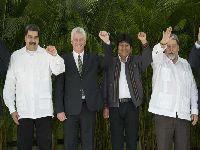 Países da ALBA-TCP defendem em Cuba o fortalecimento de integração. 30123.jpeg