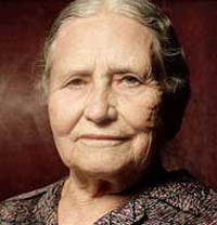 Doris Lessing é undécima mulher que recebeu o prêmio Nobel de Literatura