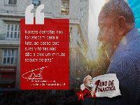 Lula Livre sintetiza a luta pela democracia. 31131.jpeg