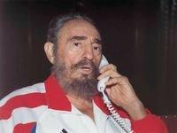 Fidel critica Biden