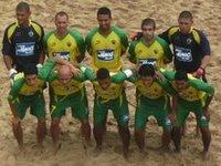 Sul-Americano Futebol Praia – 2ª. Rodada