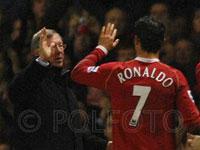 Cristiano Ronaldo elogiado personalidade número um do Mundo