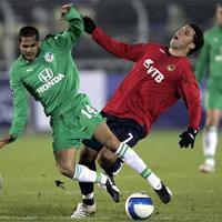 CSKA decepcionou empatando contra Maccabi