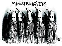 Ministério não reflete diversidade do país. 30138.jpeg