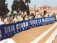 Argentina: 1 de Maio Unitário na Plaza de Mayo