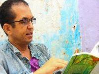 Poeta Valdeck Almeida de Jesus pede ajuda para publicar livro. 21141.jpeg