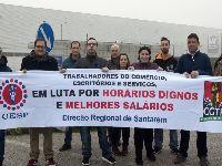 Expressiva adesão à greve na base logística do Minipreço. 30141.jpeg