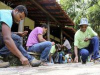 Seleção e armazenamento de sementes tradicionais são temas de oficinas para quilombolas. 22144.jpeg