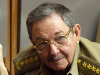 Raul Castro se encontra com o Vice-Presidente russo