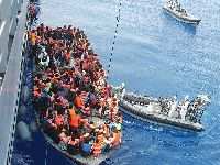 Migrantes e refugiados passam por «horrores inimagináveis» ao atravessar a Líbia. 30145.jpeg