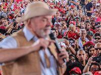 Pesquisa mostra que Lula é o preferido do povo brasileiro para ser presidente. 28148.jpeg