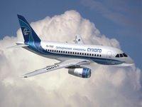 Sukhoi Superjet 100 termina voo de ensaio