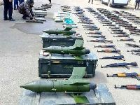 Síria: Armas dos EUA encontrados em quartéis terroristas. 35150.jpeg