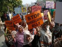 Milhões de mulheres e meninas são vítimas da escravidão moderna. 34151.jpeg
