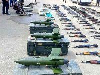 Armas dos EUA apreendidas em quartéis terroristas na Síria. 35151.jpeg