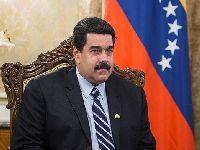 Maduro afirma que Colômbia treina 'mais de mil' mercenários para sabotar eleições na Venezuela. 34152.jpeg