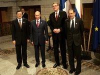 Rússia e União Europeia entram em nova ronda de conversas