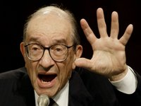 Greenspan em choque: ele não fez a lição de casa?