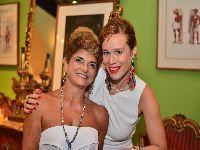 Atriz global Mariana Ximenes curte festa de Iemanjá em Salvador. 28156.jpeg