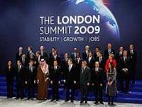 G20 alcança pacote de US$ 1 trilhão e promete mais regulação