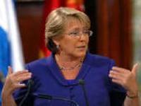 Presidenta chilena inicia hoje visita oficial à Rússia