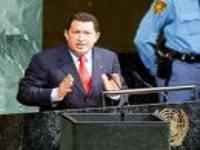 Campanha mundial conta Chavez